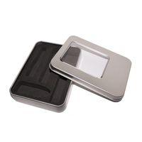 Wholesale Electronic Cigarette Box Aluminium - eGo Metal Box for EGO-T-CE5 Electronic Cigarette eGo Starter Kit Aluminium Gift box E Cigarette Case