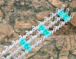 Радуга ткацкий станок комплект Радуга ткацкий станок DIY резиновые браслеты браслеты shell 240pcs цвет случайный Бесплатная доставка