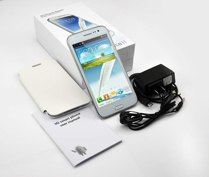 Android 4.2 GPS WIFI MTK6575 Quad Band Dual SIM Dual Core F7100 3G Smart Mobile Cell Phone