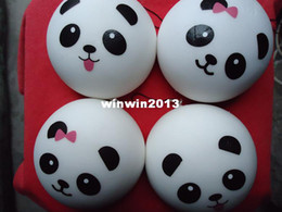 Canada Squishy de 20pcs 10cm Jumbo panda bun Offre