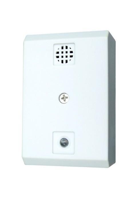 902 Square Sensitivity Preamplifier 20-60m2 Adjustable Mic Audio CCTV Microphone Sound Monitor For CCTV Camera