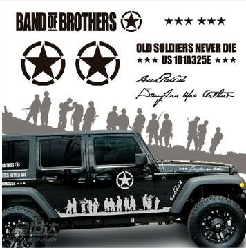 2018 Army Band Of Brothers Cool Fluorescence Noctilucent