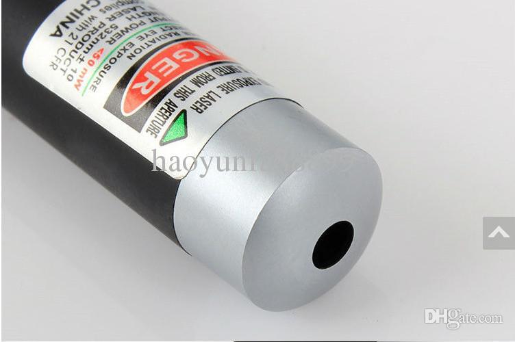 Vente en gros - NOUVEAUX pointeurs laser verts de haute puissance mw 532nm Green patterns Green Professional Lazer High Power Powerful