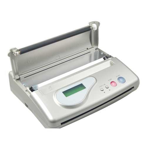 USA Dispatch Tattoo Transfer Machine LCD Display thermal Copier Stencil Machine Kits Supply ZY006
