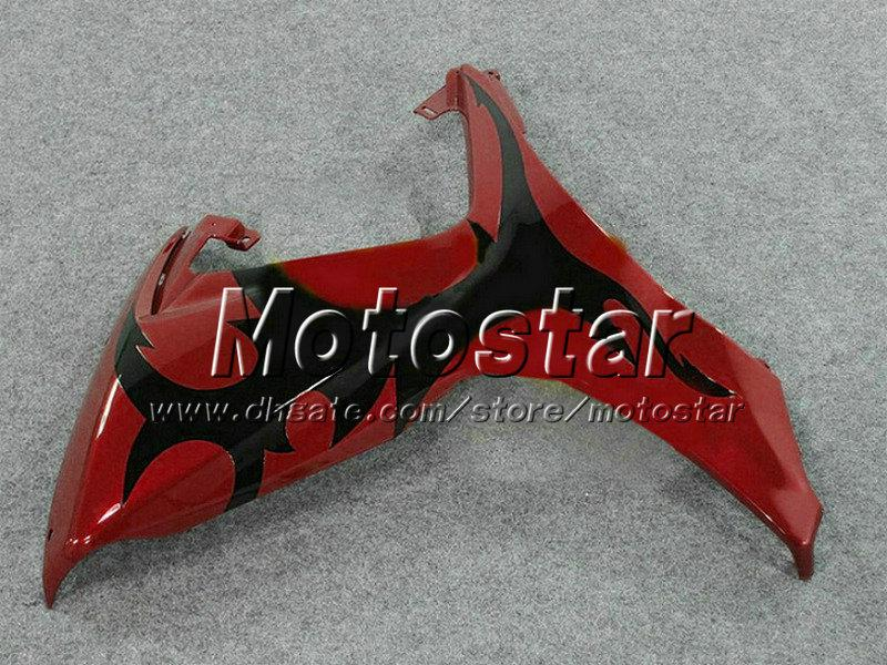 Custom fairing kit for Injection SUZUKI 2006 2007 GSX R600 R750 K6 GSXR600/750 06 07 body repair fairings set