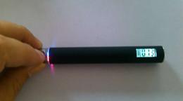 Wholesale Ego V Lcd Screen - Best battery in 2014 3.2V-4.2V varies voltage LCD Screen EGO V Battery 1100mAh FREE SHIPPING