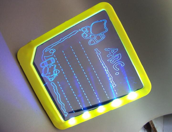 LED light message board LED Display message board writing board Light by Fedex