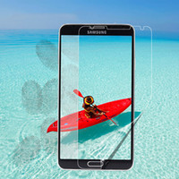 Wholesale Galaxy Note Ii Screen Protector - Clear Crystal LCD Screen Protector Film Guard for Samsung Galaxy Note 2 II N7100 Note 3 N9000 100PCS Lot