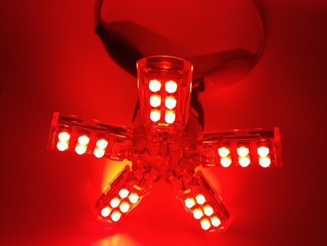 40 Led Brake Turn Tail Light Bulb T25 3157 Brake Tail