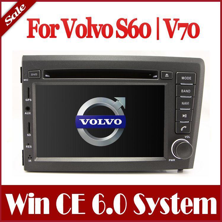Wonderlijk Head Unit Auto Radio Car DVD Player For Volvo S60 / V70 2001 2004 OL-71