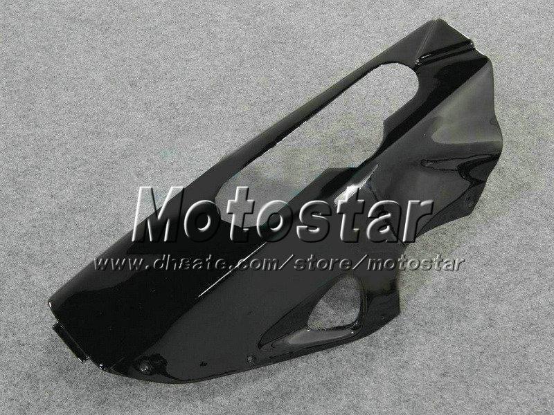 Custom Motorcycle Fairings för Suzuki TL1000R 98-03 Grön flamma i svart Fairing Kit TL 1000R 1998 1999 2000 2001 2002 2003 NY5
