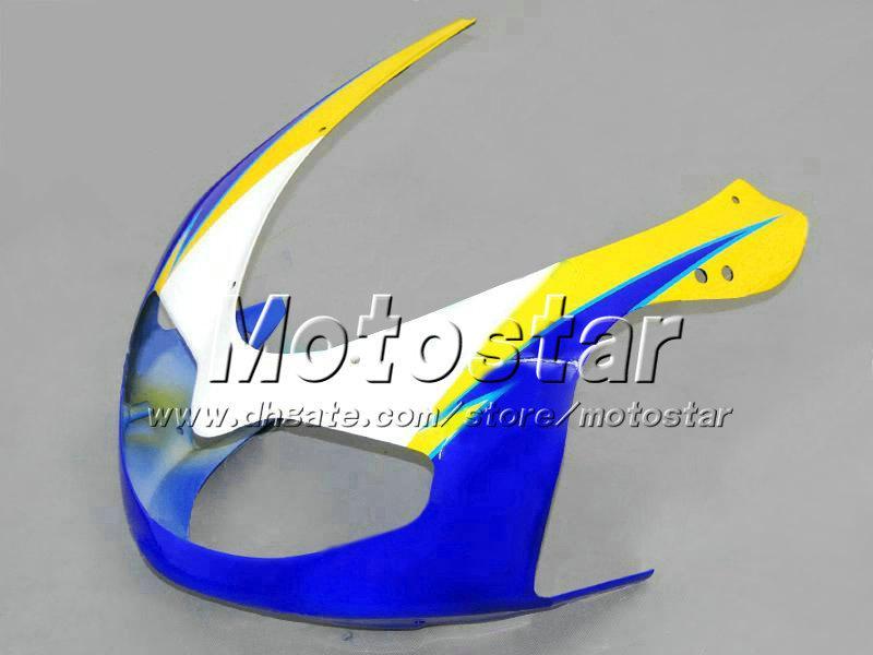7Gifts ABS azul amarillo negro carenados de la motocicleta para SUZUKI TL1000R 98-03 freeship carenado kit TL 1000R 1998 1999 2000-2003 carenado del cuerpo