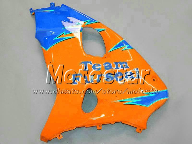 7Geschen Verkleidung Körperarbeit für Suzuki TL1000R 98 99 00 01 02 03 ABS-Verkleidung KIT TL1000 R TL 1000R 1998-2002 2003 NY10
