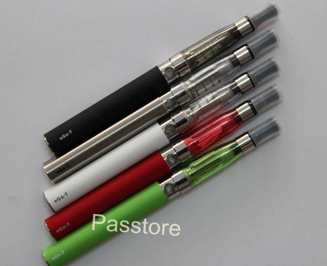 CE4 Ego Starter Kit Cigarette Électronique Blister Pack 1.6ml CE4 Atomiseur 650 mah 900 mah 1100 mah Livraison Gratuite