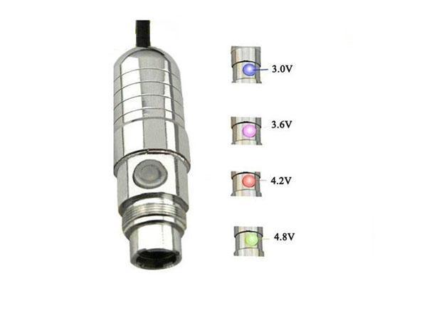 Новый дизайн эго VV Passthrough Mini Passthrough USB электронные сигареты с переменным напряжением 3.0 V-4.8 V с CE4 CE5 DCT Vivi Nova