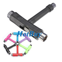 Wholesale Skateboard Skate Longboard Scooter All in One Multifunctional T shape Adjusting Tool
