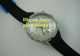 Wholesale Making Batteries - Brand New Mens Chronograph Calibre Mikrotimer Flying Watch Mercedes Sec Men Watches Swiss Made Sports Wristwatches