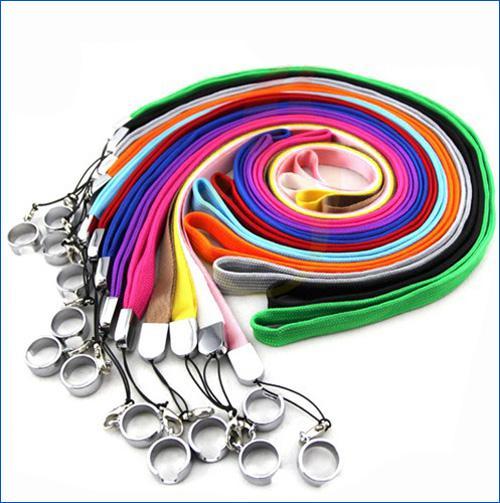 ホットeタバコ自我のひもの弦エゴのエゴリングカラフルなEgoネックレスエゴranyardロープのためのEgo Series E Cig素晴らしい価格無料配送