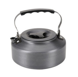 Wholesale Aluminium Castings - Free Shipping Kitchen TeaPot Camping aluminium alloy Tea Coffee Kettle 1.1L