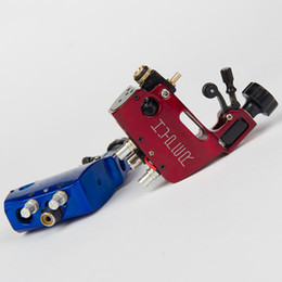 Rotary Tattoo Machine Gun & RCA Clip Cord Beauty Tattoo Gun Supply Kit New Arrive Machine with Free Clip Cord