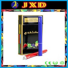 Wholesale E Cigarettes Diamond - Helectric cigarette e hookah uge vapor 350-800 puffs battery powered disposable with diamond tip,portable e hookah shisha pen.