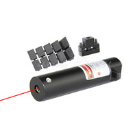 Wholesale Wholesale Red Laser Pistol Sight - 6pcs lot Tactical Hunting Mini Red Dot Laser Sight for Pistol Handgun With Universal Mount