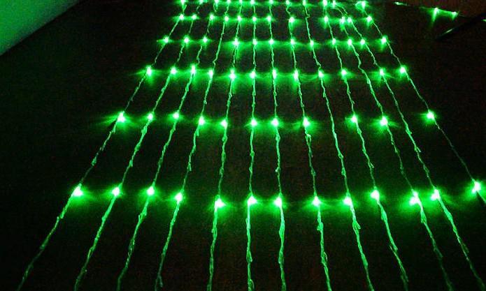 Led waterfull 640LED Fondo de la boda cortina de luz Lámpara de festival de hadas LED Lámpara de Navidad 6 * 3 metros led luces de cascada corriendo