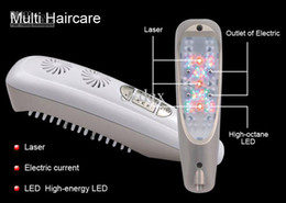 New Power 3 In 1 Intense Pulsed Llight Laser & Micro-Current Hair Growth Comb Scalp Care Beauty Hair instrument home mini useKD-3326