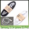 Has been upgraded 1M New 8 Pin USB data Line Cable Ios 7.02 efit for NEW iPhone5 iPhone 5 mini ipod itouch5 5S 5C for Samsung Galaxy S4 S3