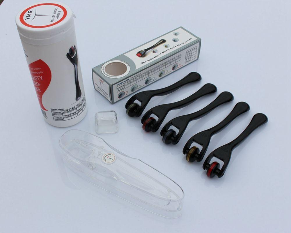 180 Nålar och 540 Nålar Derma Roller, Micro Needle Derma Roller, Dermaroller för Skin Skönhet, Ny YMR011 Derma Roller./