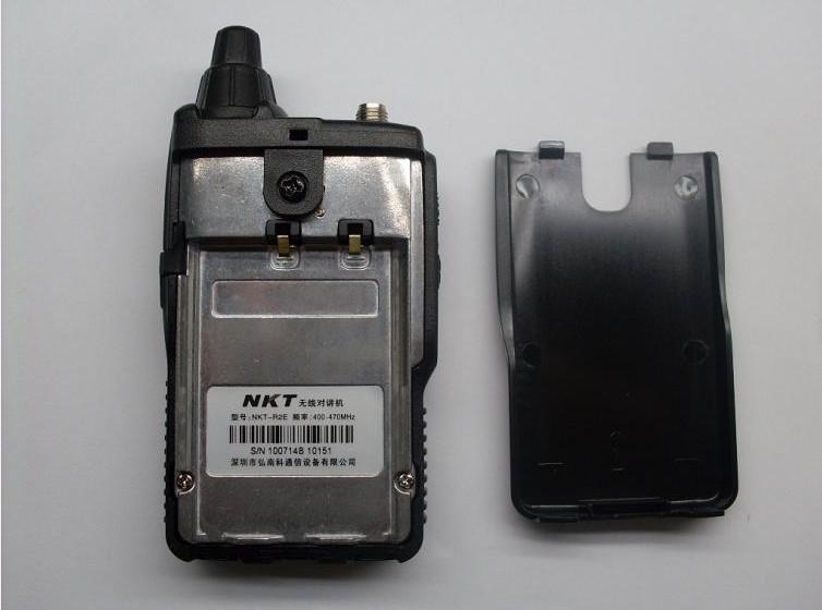 Niedrigster Preis Walkie-Talkie 400-470MHz 16CH 1100MAH Portable Zwei-Wege-Radio Walkie Talkie Interphone
