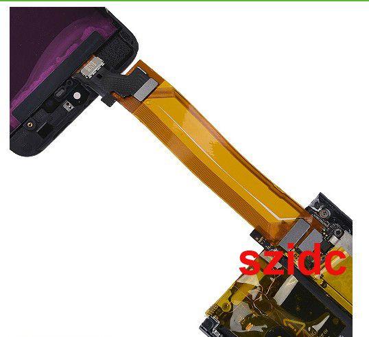Test-Flexkabel für iPhone 5 für das Testen von Touch Screen Analog-Digital wandler LCD-Anzeige geben CN / SG / HK bekannt
