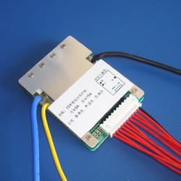 Batería de 24V 36V 48V PCM de BMS usada para la célula de 3.2V lifepo4 y batería de litio de la célula de ión litio 3.7V con la función del equilibrio desde fabricantes