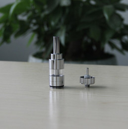 Wholesale Deluxe Atomizer - Deluxe atomizer 100set clear rebuildable russia atomizer free shipping