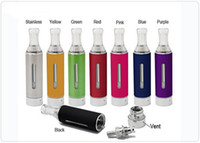 Wholesale Evod Cartomizer Dhl Free Shipping - AAA quality MT3 Clearomizer MT3 Atomizer Best sell EVOD BCC MT3 Atomizer 2.4ml Cartomizer for EGO Series E-Cigarette DHL Free Shipping