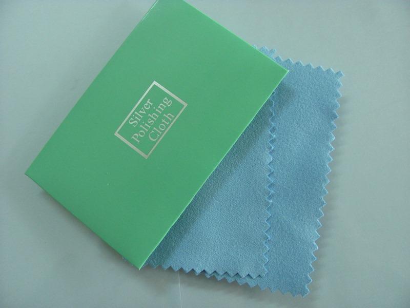 / pack 11cmx7cm Plata Paño polaco de plata de ley 925 joyería de la mejor calidad con el embalaje de papel