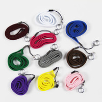 Wholesale E Lanyards - Xmas ego Necklace String Neck Chain Lanyard for eGo,eGo-t,eGo-w,eGo-c eGo-F Electronic Cigarette E-cigarette DHL EMS free ship