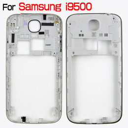 $enCountryForm.capitalKeyWord Canada - For Galaxy S4 GT-I9500 I9500 Middle Frame Bezel Back Chassis Housing Repair Part For I9500 High Quality Competitive Price