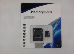 64GB Micro SD карты памяти TF карта класса 10 64GB Flash Micro SD SDHC карты с адаптером розничная упаковка 500 шт.