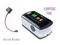 Wholesale Oximeter For Children - HOT CONTEC CMS50E for Adult&Child Fingertip Pulse Oximeter,Color OLED,CE FDA Approved,SPO2 +Pulse Rate Monitor Sleep Monitor Free Shipping