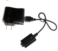 Wholesale Ego Kit Uk - Wall Charger OR USB Charger for Electronic Cigarette E-cigarette E-cig Ego t Ego Adapter Kits US UK EU AU Charger Great Quality DHL Free