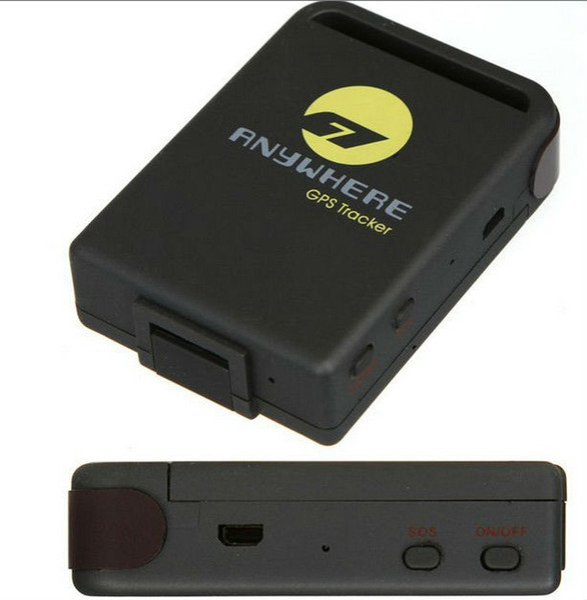 Aggiornamento tk104 a buon mercato in tempo reale in tempo reale Magnete Borsa a prova di intemperie Car GPS Tracker tk109 bande GSM / GPRS / GPS Sistema di tracciamento PC GRATIS