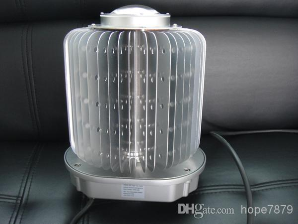 Aleta del radiador 100w 150w 200W High Bay Estadio de iluminación ligera lámpara de taller del almacén de iluminación 3 años de garantía Meanwell driver bridgelux