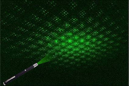 Wholesale Green Ray Beam Laser Pointer - 532nm 5mW Green Ray Beam Pen Laser Pointer with 5 Different Laser Patterns Xmas Gifts ZXJ