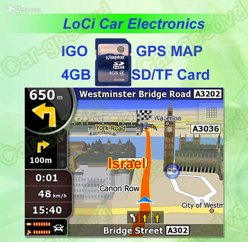 2018 the latest 4gb sdtf memory card with car igo primo gps the latest 4gb sdtf memory card with car igo primo gps navigator map for israel from brucewong80 2209 dhgate publicscrutiny Image collections