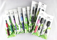 Wholesale Electronic Cigarettes Blister Packs - 11 colors CE4 EGO KIT BLISTER PACK Atomizer Electronic Cigarette 650mah 900mah 1100mah EGO serise colorful battery e cig with beautiful face