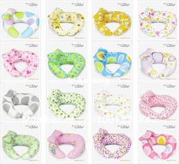 Wholesale U Pillow Pregnancy - Wholesale - Promotion Pregnancy Pillow Breast Feeding Nursing MATERNITY pillows BABY PILLOW infant cartoon pillows U Pick Style 50*45*15CM
