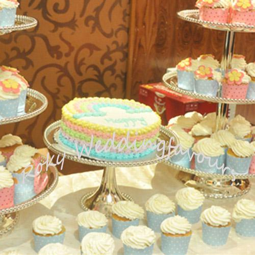 !! Blue Stripes /Blue with White Pots High Temperature Baking Greaseproof Paper Muffin Cupcake liners/wrappers