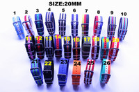 Wholesale Nylon Watch Band Strapping Wholesale - Wholesale 10PCS lots High quality 20MM Nylon Watch band NATO watch strap zulu fashion wach band - 44 color available