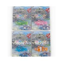 Wholesale - Robo Fish Magical Turbot Fishes Christmas Magic Toys Gifts for chrildren 10pcs/lot free shipping